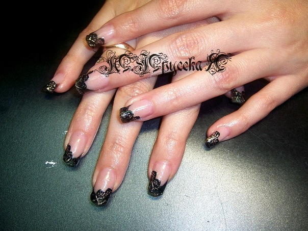Вы просматриваете изображения у материала: Марина Прусская, мастер по наращиванию и дизайну ногтей
